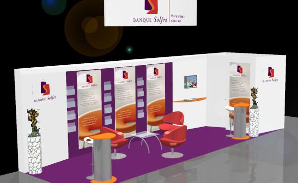 Partenariat Banque Solfea et Inexline