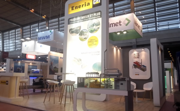 Stand ENERIA CAT – World Efficiency
