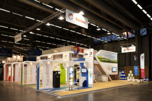 SIMA 2011 - Stand Total