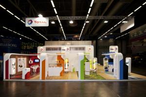 SIMA 2011 - Total - Les ateliers
