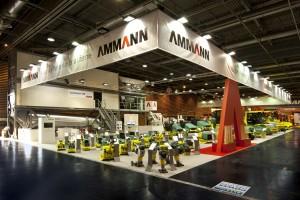 Ammann - Intermat 2015